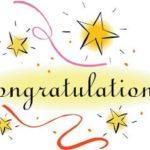 Winners! Winners! Winners! FOUR GIVEAWAYS WINNER ANNOUNCEMENTS!