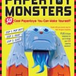 CLOSED-Papertoy Monsters! Like 200 pages of toys in One Book! & GIVEAWAY!
