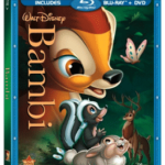 AMAZING! BAMBI IS NOW ON BLU-RAY™! GET YOURS TODAY!