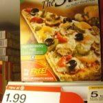 Free Freschetta Pizza Slice!