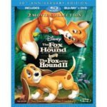 THE FOX AND THE HOUND's 30th Anniversary! On Blu-Ray! Aug. 9th!