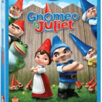 YAY! GNOMEO & JULIET is finally coming to DVD and BLU RAY!