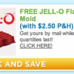 Free Flag Jello Mold! Coupons.com