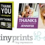FREE THANK YOU CARD FROM TINY PRINTS!