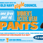 Join Crowdtap and become an Old Navy insider! GET FREE OLD NAVY CLOTHING!