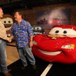 Cars 2 at Pixar! Real Cars!