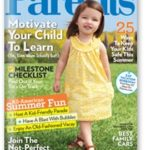 HOT DEAL! $4 ONE YEAR SUBSCRIPTION TO PARENTS MAGAZINE!