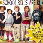 HOT DEALS GAP.COM BACK TO SCHOOL CLOTHING!