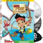 "DISNEY JUNIOR'S #1 SERIES ""JAKE AND THE NEVER LAND PIRATES""!"