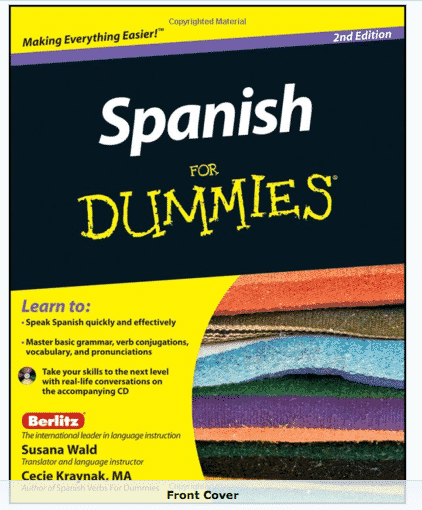 Complete Idiot's Guide to Learning Spanish (The Complete ...
