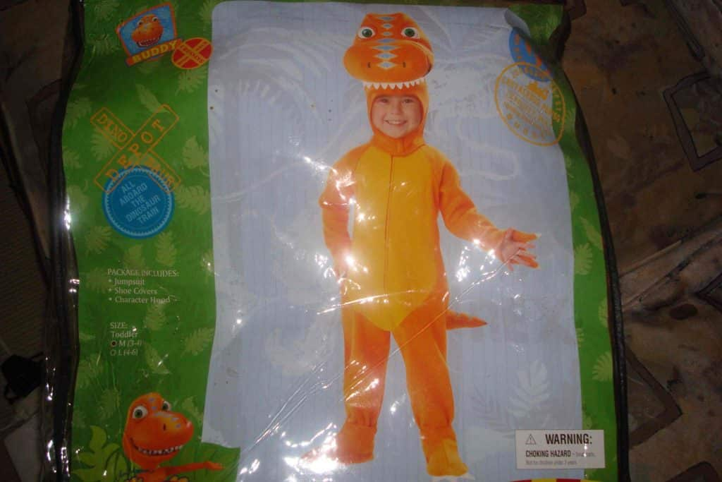 These costumes are amazing! I was lucky to have gotten a Buddy costume for my little mini me nephew who practically lives with me for Halloween and heu0027s ... & Closed-Halloween with Dinosaur Train u0026 Sid the Science Kid ...