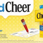 Did You #SendCheer with Cheerios for Veterans Day? #sendCheer #military #cBias