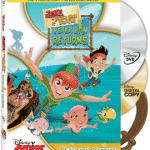 Jake & the Neverland Pirates! Peter Pan Returns April 3rd! #Disney #Movies