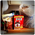 MilkBone Dog Treats Basket Donation! #iLoveMyK9 #CBias