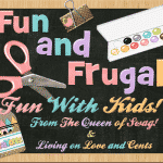 Frugal Family Bunnies Craft Fun! #Frugal #Family #Fun #Craft