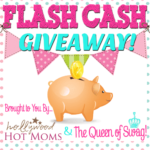 CLOSED-Flash Cash $200 Giveaway! 1 day Only! Just to Say Thanks! #FlashCash #Win #Giveaway