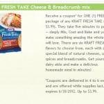 Hot Freebie Alert on Kraft First Taste! #Free #Swag #hot