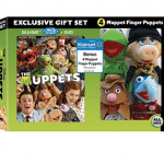 The Muppets Exclusive Bluray Gift Set at Wallmart! #Muppets #Dvd #bluray #movies