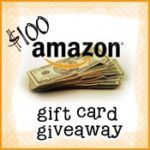 #HOT $100 AMAZON GIFT CARD GIVEAWAY! #WIN #GIVEAWAY