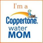 I'm a Coppertone Water Mom! #CoppertoneWaterMoms
