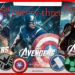 D23 ASEMBLES WITH THE AVENGERS! #D23 #AVENGERS #THEAVENGERSEVENT