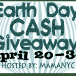 CLOSED-$500 Earth Day Cash Giveaway! ENDS- 4/30! #WIN #GIVEAWAY