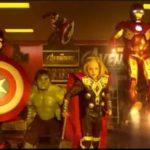 Marvel's The Avengers Target Commercial & Amazing Avenger Dad! #avengers