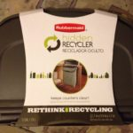 CLOSED-Rubbermaid Hidden Recycler Review! & Earth Day GIVEAWAY! #WIN #GIVEAWAY