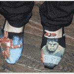 East Bay California AKA J.Silva Shoes! #Avengers #theAvengersEvent
