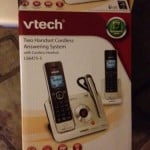 VTech LS6475-3 Multitasking Phone System! Perfect for Moms On The Go!