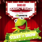 OMG We Love The New Band-Aid Magic Vision Muppets App! #Muppets #Disney #App #Iphone