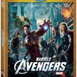 First look at The Avengers Blu-Ray Cover Art! Out Sept. 25th! #Avengers #Disney
