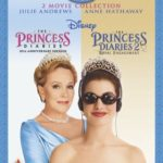 CLOSED-Disney's The Princes Diaries: 10th Anniversary Edition Blu-ray + DVD Combo Pack! Includes Parts 1 & 2! & #Giveaway #Win