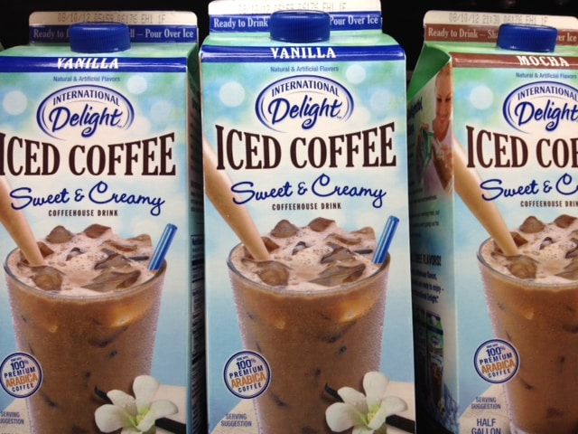 #IcedDelight Vanilla Choco-latte smoothie Recipe!