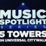 Free Summer Live Concerts At Universal City Walk Kick Off With Kat Graham! #Universal #Summer