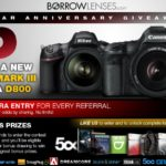 #Win a Canon 5D Mark III or Nikon D800! Enter Now! #Contest #Giveaway