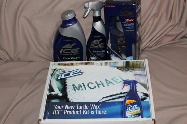 Turtle Wax Ice Car Wax Wash Spray Review