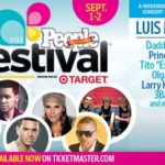Mamiverse.com & Festival People En Español Presented by Target! #TargetatFestival
