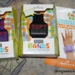 Closed-Hallmark's Awesome New Text Bands! #Review & #Giveaway