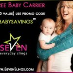 #Free Baby Carrier! #Swag #Alert Just Pay Shipping!