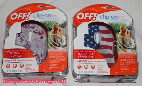 Off Clip On Mosquito Repellent Starter