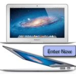 Enter Now to #Win Macbook Air #Giveaway!