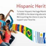 Hispanic Heritage Month & Verizon FiOS! #SomosFiOS #Verizon #HispanicHeritage
