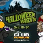 Disney's Club Penguin Gets The Haunted Mansion! #Disney #ClubPenguin #HalloweenGuide