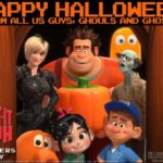 Happy Halloween From Me And Ralph! #Halloween #HalloweenGuide #WreckitRalph