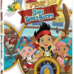 Jake And The Neverland Pirates: Jake Saves Bucky! Coming to #DVD #Movie #Disney