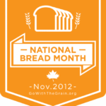 November is National Bread Month! Yummy! #Food