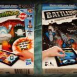 Hasbro SpellShot Zapped & Battleship Zapped IPad Games! #Review