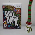Just Dance 4 For The Holidays! #CleverJD4