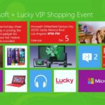 Windows & Lucky Mag VIP In Store Event Tonight! Fab #Holiday Gift Ideas! #WindowsChampions #MsftHoliday